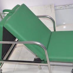 Ghế thân nhân inox