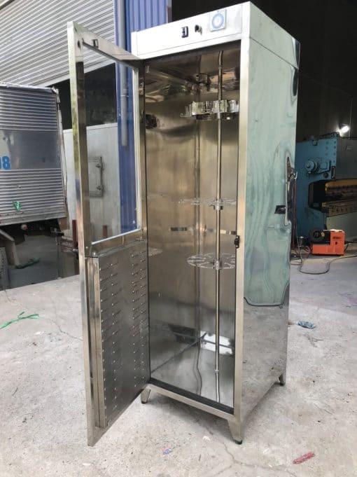 Sản phẩm tủ inox bảo quản ống nội soi của An Việt Phát