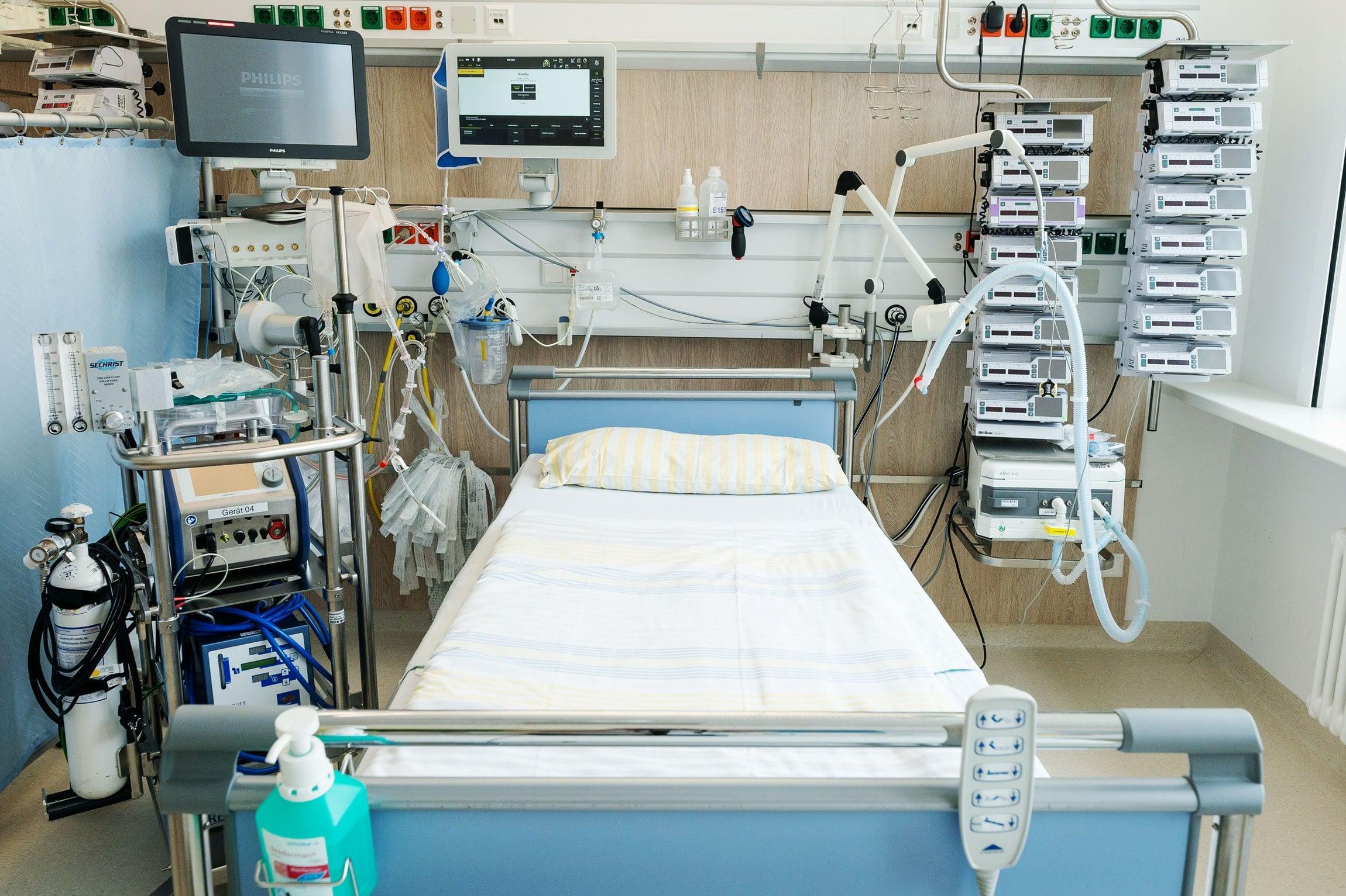 Vai trò của trang thiết bị y tế trong khám chữa bệnh